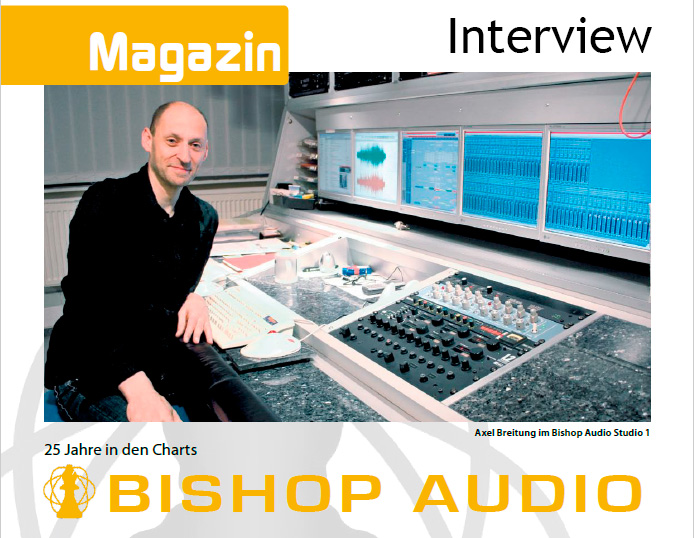 Interview Axel Breitung, Keys Magazin